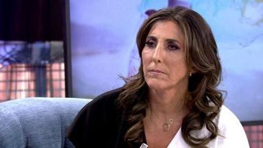 """Paz Padilla explota contra María Patiño en directo: """"Hay veces que el humor hiere"""""""