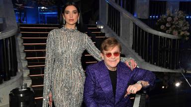 ¡Increíble! Dua Lipa y Elton John lanzan la versión acústica de 'Cold Heart' y así es como suena