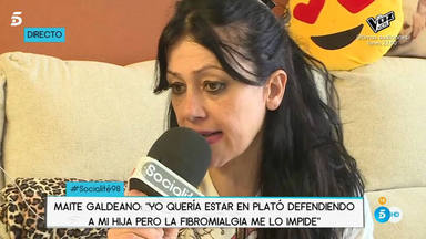 Las redes estallan contra Maite Galdeano por estar concursando y cobrar una pensión por una incapacidad