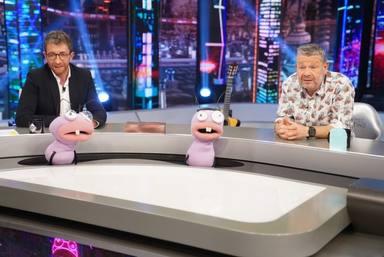 Alberto Chicote, muy disgustado por una pregunta de Pablo Motos en El Hormiguero: Venía a divertirme...
