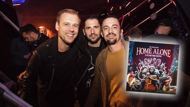 """El sello discográfico de Dimitri Vegas & Like Mike lanza el álbum navideño """"Home Alone"""""""