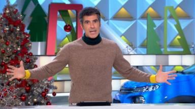 """Jorge Fernández, muy serio, advierte a un concursante tras pillarle haciendo trampas: """"A mí no me engañas"""""""