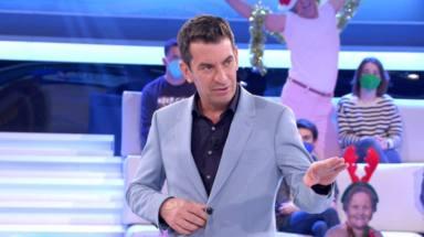 Arturo Valls detiene el programa horrorizado y echa a un concursante por unas desagradables palabras