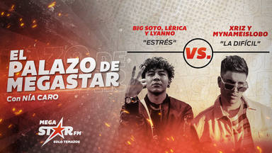¡Son invencibles! Big Soto, Lérica y Lyanno se consolidan con 'Estrés' como El Palazo de MegaStar