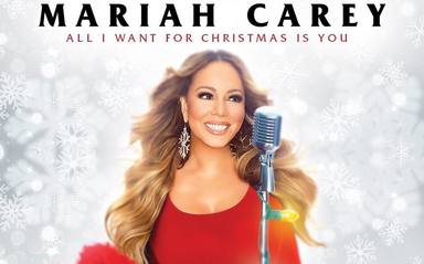 "¡Ya es Nº1 el temazo navideño ""All I Want for Christmas Is You"" de Mariah Carey!"
