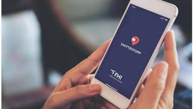 Noruega ya tiene una app para saber si has estado cerca de personas contagiadas