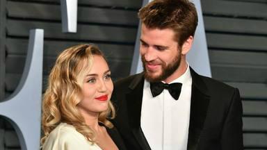 Así recuerdan su matrimonio Miley Cyrus y Liam Hemsworth un año después de su separación