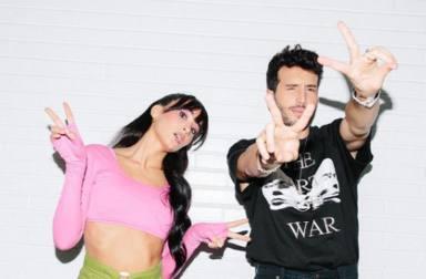 Aitana sorprende a sus seguidores al actuar junto a Sebastián Yatra en su regreso triunfal a los escenarios