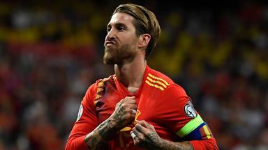 Sergio Ramos selección 2019