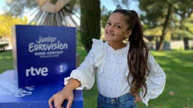 """Ya puedes escuchar """"Palante"""", el temazo urbano con el que Soleá representará a España en Eurovisión Junior"""