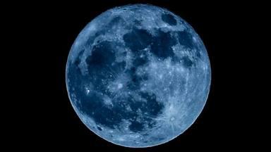 ¿Qués es la luna azul que podremos ver de manera extraordinaria este fin de semana?