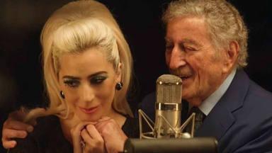 Lady Gaga, muy ilusionada por el estreno de 'Love For Sale' junto a Tony Bennet, un avance de su nuevo álbum