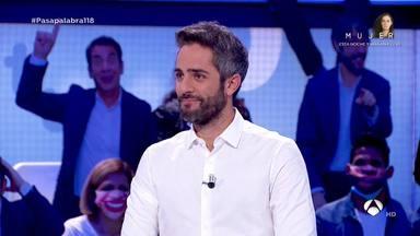 Roberto Leal, obligado a parar 'Pasapalabra' tras el inesperado fallo de un concursante