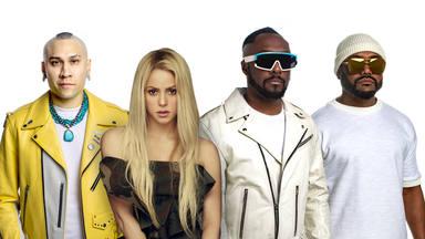Shakira y sus caderas hipnotizan en el nuevo videoclip de Black Eyed Peas