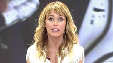 El tremendo susto de Emma García en 'Viva la vida' tras el accidente en directo de un colaborador