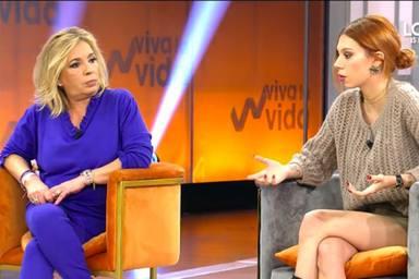 Alejandra Rubio habla alto y claro sobre su tía Carmen Borrego y lanza un claro mensaje: Se habla en privado