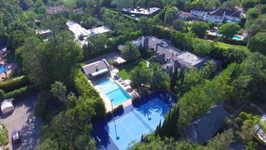 La estratosférica mansión que Justin Bieber le ha comprado a Madonna