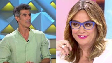 Jorge Fernández le cuenta a Toñi Moreno el truco con el que ganaba los concursos de belleza