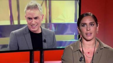Anabel Pantoja vuelve al plató de 'Sálvame' tres meses después y sus palabras ponen en juego su continuidad