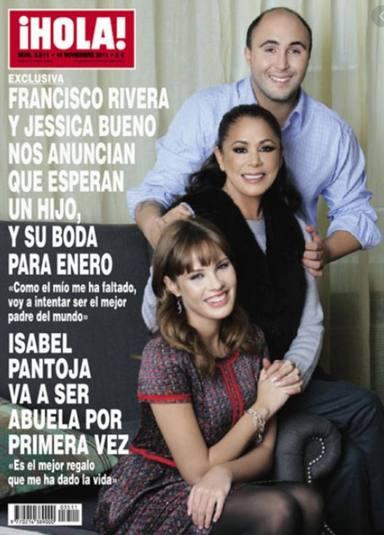 Nueva polémica entre Kiko Rivera y Jessica Bueno cuando se cumplen nueve años del anuncio de su paternidad