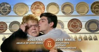 'MasterChef 9': La historia de superación de José María que tanto ha impactado a la audiencia