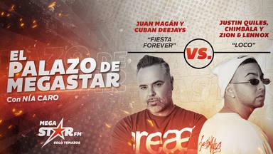 Juan Magán se corona como el nuevo ganador de El Palazo de MegaStar y le toca enfrentarse a otro peso pesado