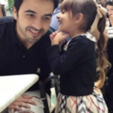 A Mikaela, la hija de Luis Fonsi, no le gusta Despacito