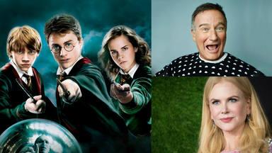 ¿Por qué todos estos actores fueron rechazados para Harry Potter?