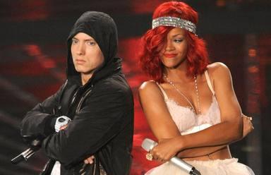 El motivo por el que Eminem se disculpa con Rihanna en su nuevo álbum