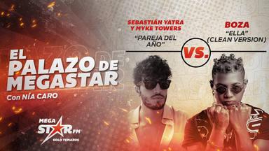 ¡Increíble! Sebastián Yatra y Myke Towers se hacen con el trono y les toca enfrentarse a Boza