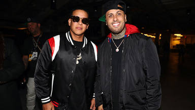 Nicky Jam daddy Yankee