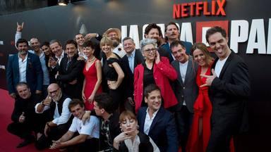 'La casa de papel' tendrá quinta y sexta temporada en Netflix
