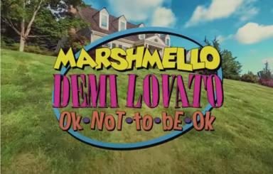Marshmello y Demi Lovato presentan 'Ok Not To Be Ok', la colaboración más soñada por los fans