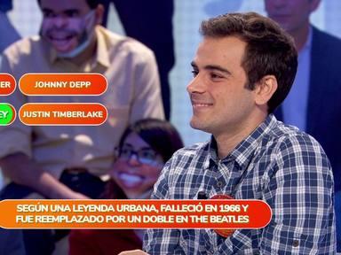 El claro mensaje a sus rivales de Pablo Díaz, concursante de Pasapalabra, tras superar los cien programas
