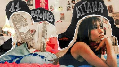 """Aitana lanza """"11 razones"""", una atrevida canción que nos traslada al 2000"""