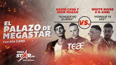 ¡Increíble giro en El Palazo de MegaStar! David Cava y Juan Magán se coronan con su 'Aunque no Quiera'