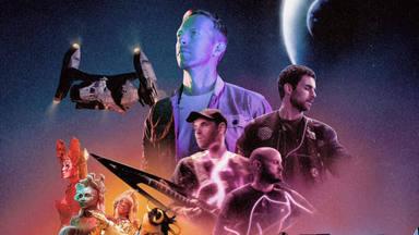 """Disfruta del nuevo viedoclip futurístico """"Higher Power"""" de la banda británica Coldplay"""