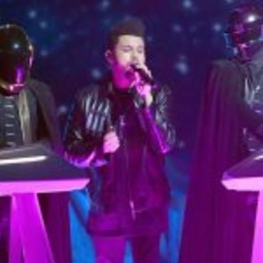 The Weeknd y Daft Punk vuelven a pasado