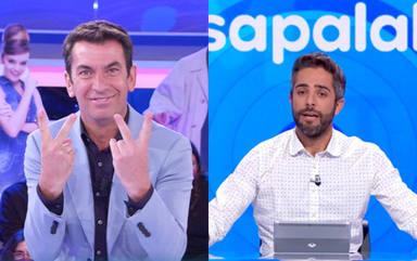 """El irónico mensaje de Arturo Valls al conocer la inesperada lesión de Roberto Leal: """"¡Qué mala pata!"""""""