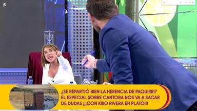 Antonio David Flores recibe una seria advertencia de la dirección de Sálvame que le deja en la cuerda floja