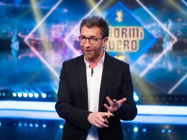 Nuria Roca, traicionada por Pablo Motos tras desvelar su gran debilidad como presentadora de El Hormiguero