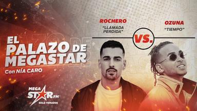 Rochero cierra la semana en lo alto del podio de El Palazo de MegaStar con una nueva batalla