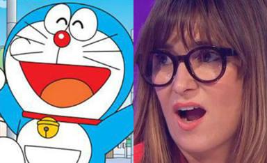 Doraemon se cuela en el casting de Operación Triunfo y esta es la reacción de Noemí Galera