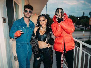 Natti Natasha y Prince Royce se unen a Khea y Lenny Santos para lanzar el remix de 'Ayer Me Llamó Mi Ex'