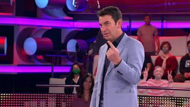 Arturo Valls lleva a cabo uno de los desplantes más grandes de la historia de ¡Ahora Caigo!: No puedo más