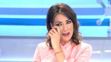 El momento viral en el que Patricia Pardo no puede aguantar el llanto en directo en 'El Programa de Ana Rosa'
