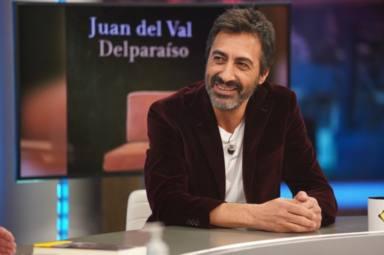 El grave problema que sufrió Juan del Val en su infancia y que ha marcado su vida por completo