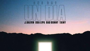 Disfruta aquí de 'Un Día', la colaboración histórica entre Dua Lipa, J Balvin y Bad Bunny