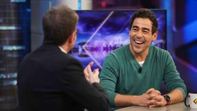 Pablo Motos se queda helado por una broma sobre Telecinco de Pablo Chiapella en 'El Hormiguero'