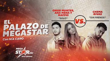 ¡No hay nadie que les pare! Omar Montes, Ana Mena y Maffio repiten en El Palazo de MegaStar tras 7 días